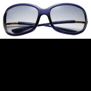 7d264452a560 Tom Ford Accessories - Tom Ford Purple Jennifer Sunglasses